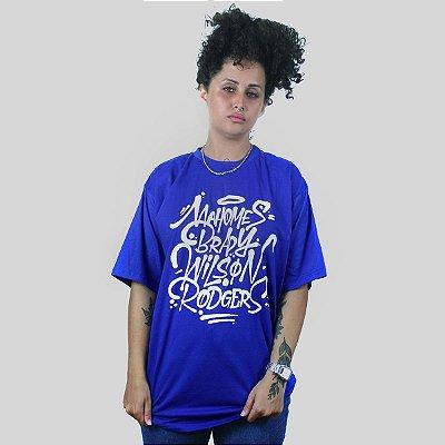 Camiseta The Fumble Favorites Royal