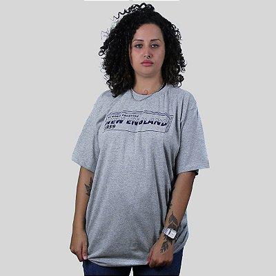 Camiseta The Fumble Division New England Mescla