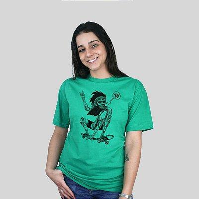 Camiseta Ventura Jamon Verde
