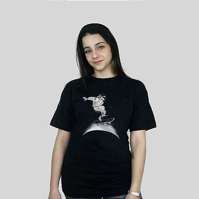 Camiseta Ventura Cosmonauta Preto