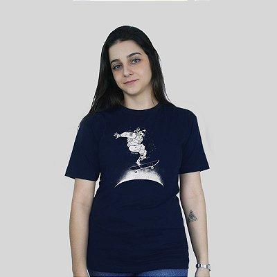 Camiseta Ventura Cosmonauta Azul Marinho