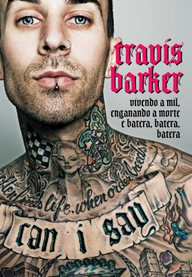 Livro Travis Barker - Autobiografia (Em Português)