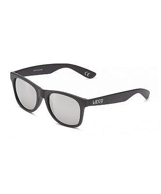 Óculos Vans Spicoli - Preto Fosco/Espelhado