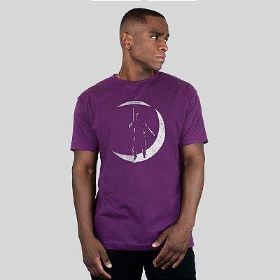 Camiseta Action Clothing The Poet Roxo