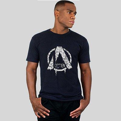 Camiseta Action Clothing Suburbia Marinho