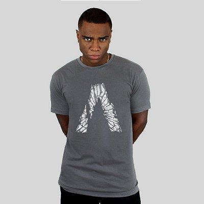 Camiseta Action Clothing Broken Glass Chumbo
