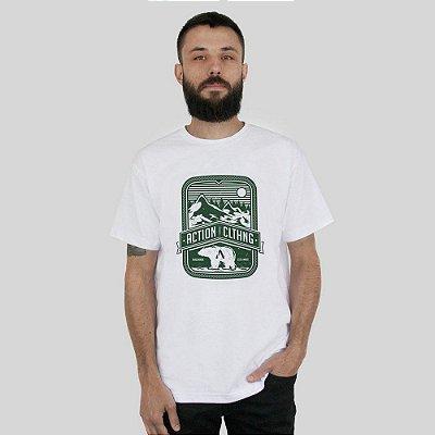 Camiseta Action Clothing Alaska Branca