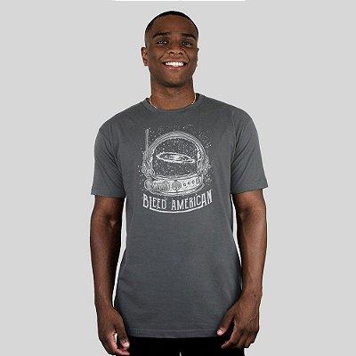 Camiseta Bleed Galaxy Chumbo