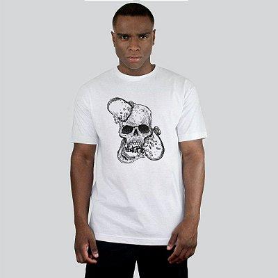 Camiseta Ventura Nuts Branca