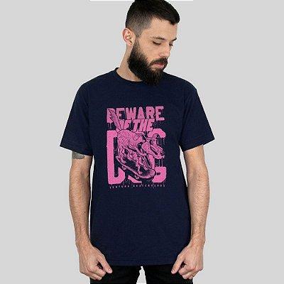 Camiseta Ventura Beware Of The Dog Marinho