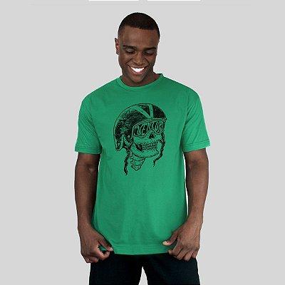 Camiseta Ventura Skull Captain Bandeira