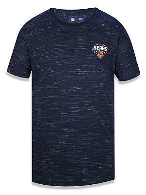Camiseta NFL Chicago Bears Marinho New Era