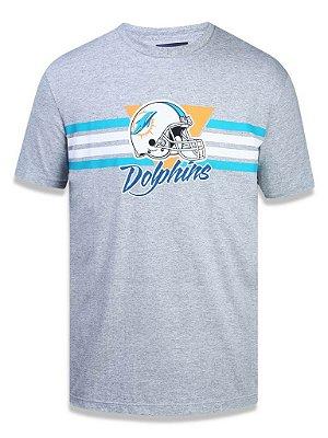 Camiseta NFL New Era Miami Dolphins Mescla