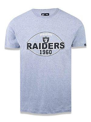 Camiseta NFL New Era Las Vegas Raiders Mescla