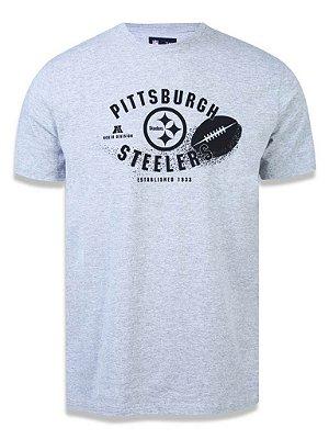 Camiseta NFL New Era Pittsburgh Steelers Mescla