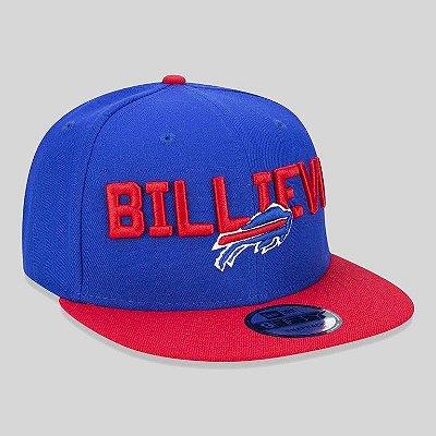 Boné NFL 950 New Era Buffalo Bills Royal