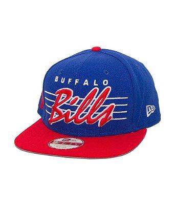 Boné NFL New Era 9Fifty Buffalo Bills Azul