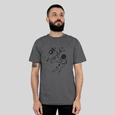 Camiseta Bleed Vostok Chumbo