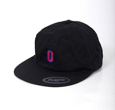 Boné Obey Flexfit - Black