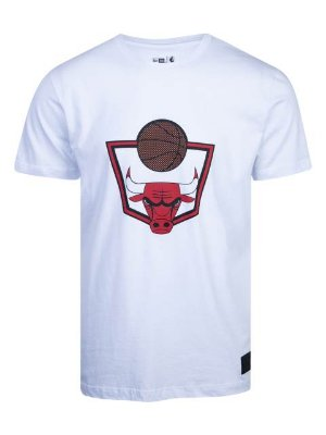 Camiseta NBA New Era Chicago Bulls Essentials