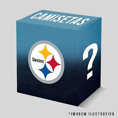 Kit - 3 Camisetas Pittsburgh Steelers