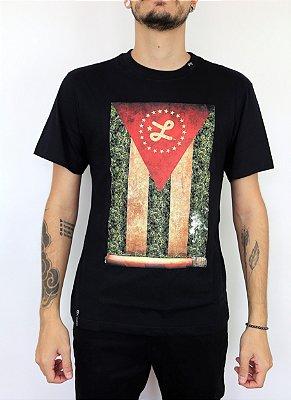 Camiseta LRG Cigar - Black