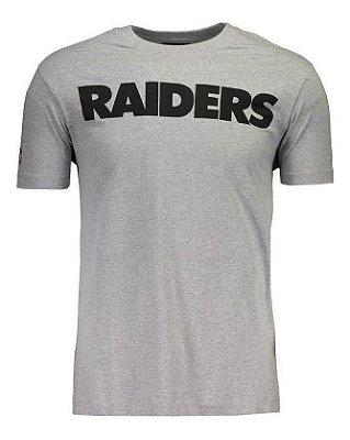 Camiseta Las Vegas Raiders Mescla New Era
