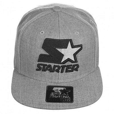 Boné Starter Snapback - Grey