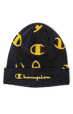 Gorro Champion Life Navy/Gold