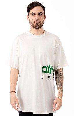 Camiseta Adidas All Timers - Chalk White/Green/Black