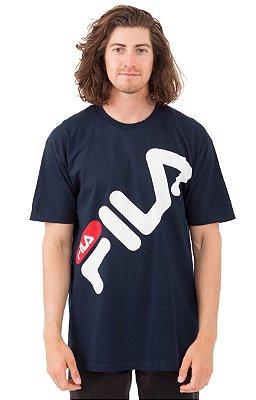 Camiseta Micah FILA - Navy