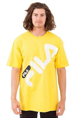Camiseta Micah - FILA - Lemon