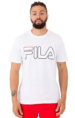 Camiseta FILA Borough - White