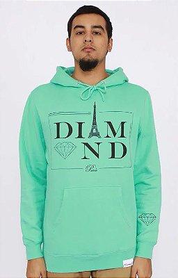 Moletom Diamond Paris Pullover - Tiffany