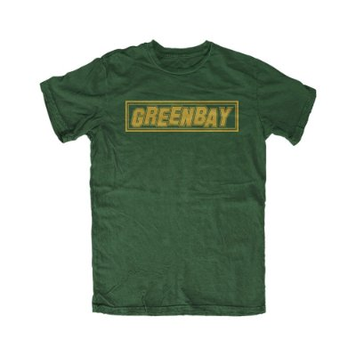 Camiseta The Fumble Green Bay Framed