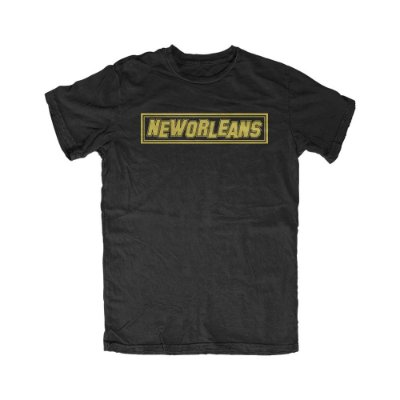 Camiseta The Fumble New Orleans Framed