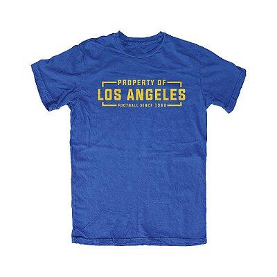 Camiseta The Fumble Property Of Los Angeles C