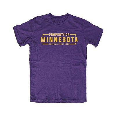 Camiseta The Fumble Property Of Minnesota