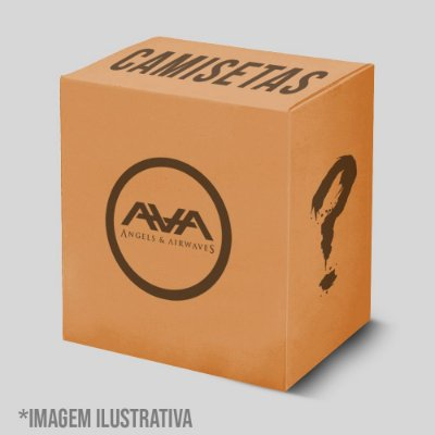 Kit - 3 Camisetas Angels and Airwaves - Action Clothing