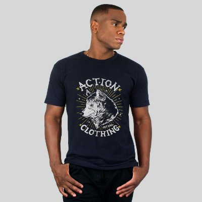 Camiseta Action Clothing Loyal