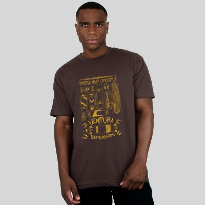 Camiseta Ventura Choose Your Lifestyle