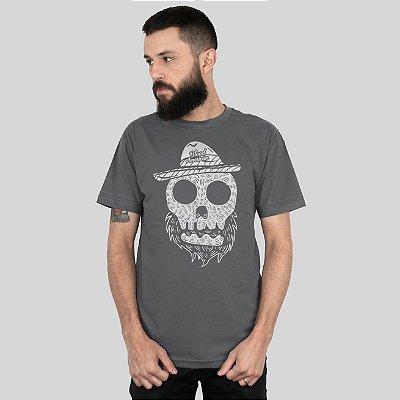 Camiseta Bleed Beard Skull