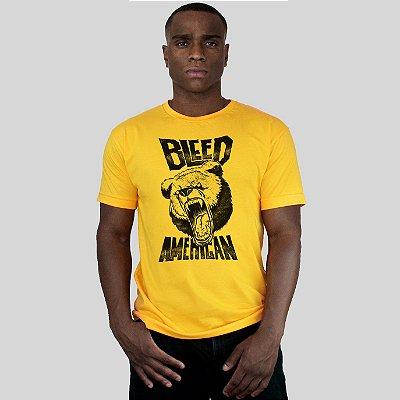 Camiseta Bleed Killer Bear