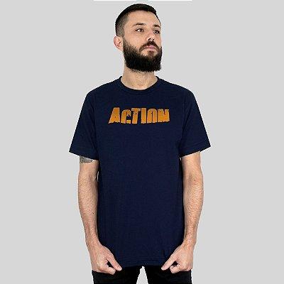 Camiseta Action Clothing Sign