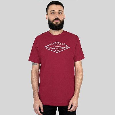 Camiseta Action Clothing Vegas