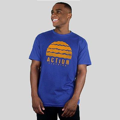 Camiseta Action Clothing Gradient