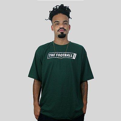 Camiseta The Fumble Grip Musgo