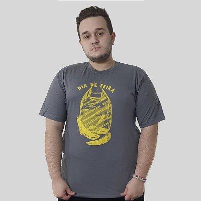 Camiseta Quimera Frágil Chumbo