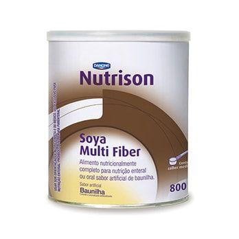 NUTRISON SOYA MULTI FIBER LATA 800 GR