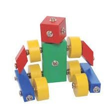 Brinquedo Click Formas - Modelo 1 - NewArt